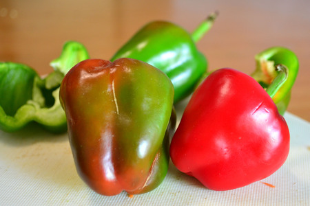 bell peppers: Bell Peppers Stock Photo