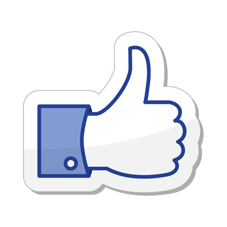 Facebook Like button  Editorial