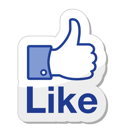 like icon: Like it button