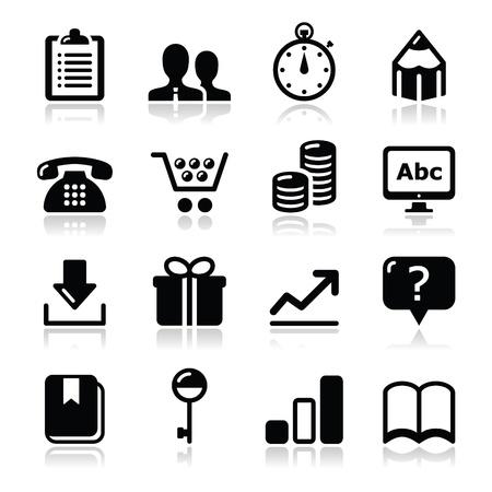 Website Internet Icons