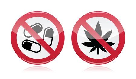 drogue: Probl�me de d�pendance - pas de drogue, pas de signe avant-coureur de la marijuana