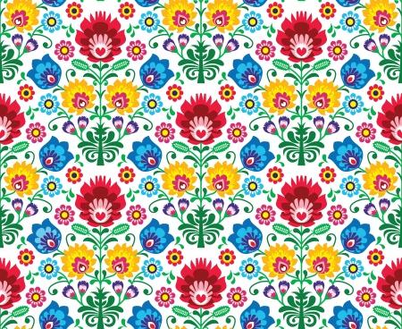 folk culture: Patr�n floral transparente de u�as - el origen �tnico