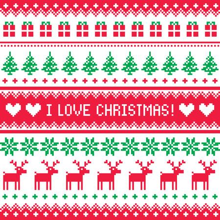 Frohe Weihnachten Hindi.Frohe Weihnachten In Hindi Nahtlose Muster Grusskarte