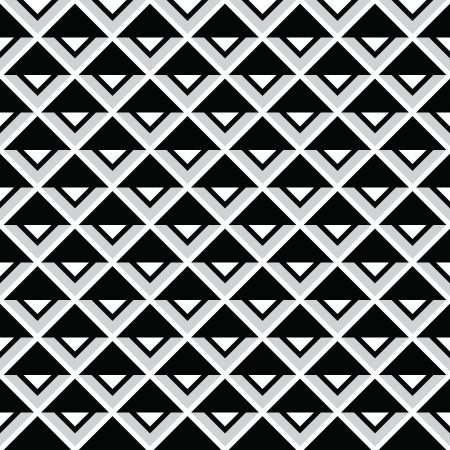 Tribal aztec abstract squares seamless pattern Stock Vector - 23884043