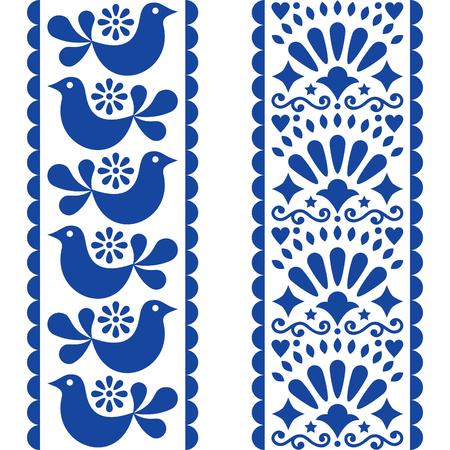 Folk art pattern. Иллюстрация
