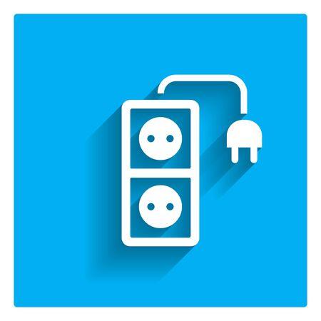 cord: Extension cord icon