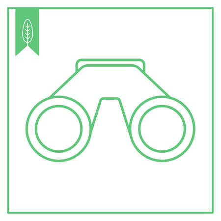 spying: Binocular icon