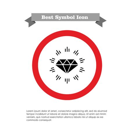 carats: Shining diamond icon