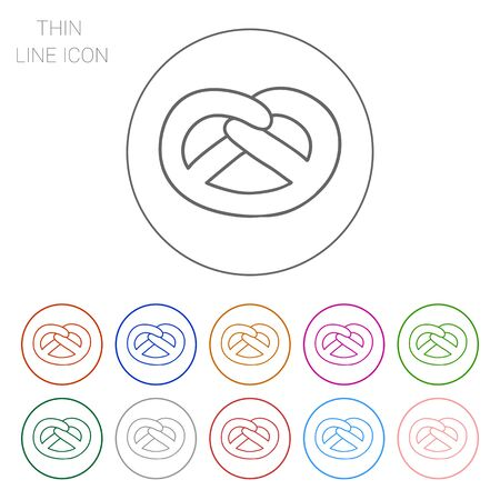 pretzel: Pretzel icon