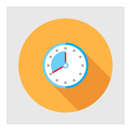 clock: Clock icon Illustration