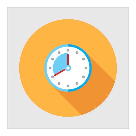 reloj: Icono Reloj