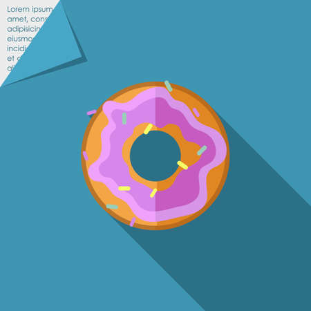 nourishing: Doughnut icon