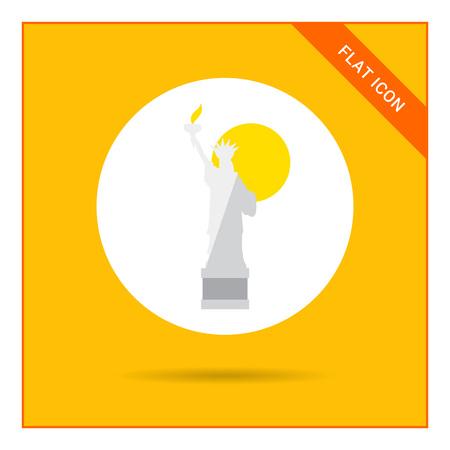 liberty: Statue of Liberty icon