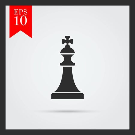 chess king: Chess king icon