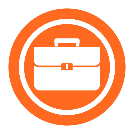 people working: Briefcase icon