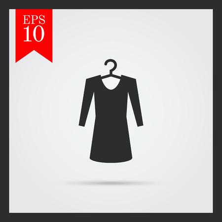 f8ed400db Mujer Cóctel Código De Vestimenta Infografía. Mujer En Vestido Midi ...