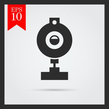skype: Web camera icon