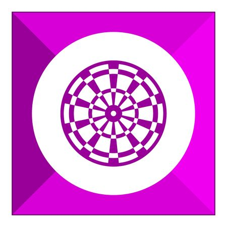 dartboard: Dartboard icon