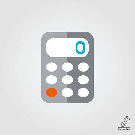calculator: Calculator icon