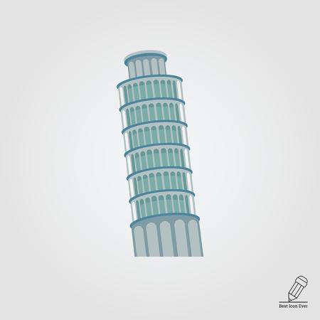 pisa: Pisa tower icon