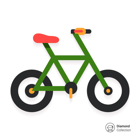 handlebar: Bicycle icon