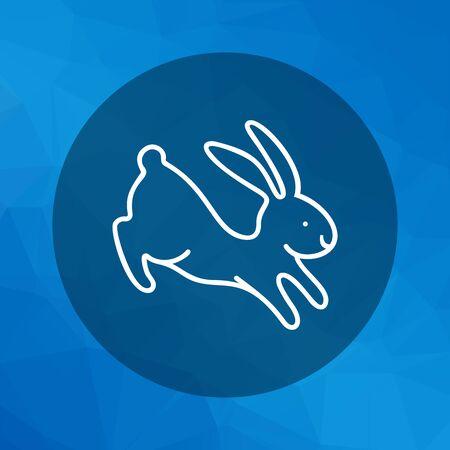 liebre: Hare icono