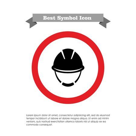 hardhat icon: Hardhat icon Illustration