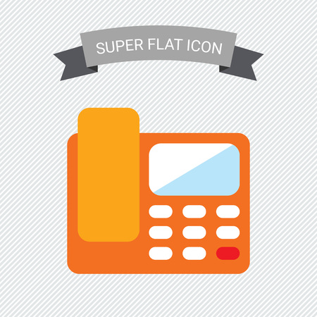 telephone: Telephone icon