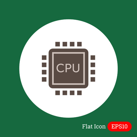 a unit: Icon of central processing unit