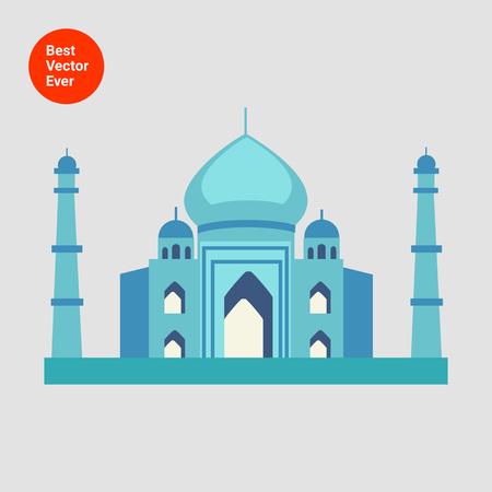 mahal: Taj Mahal icon