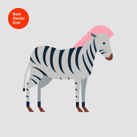 zebra heads: Zebra icon