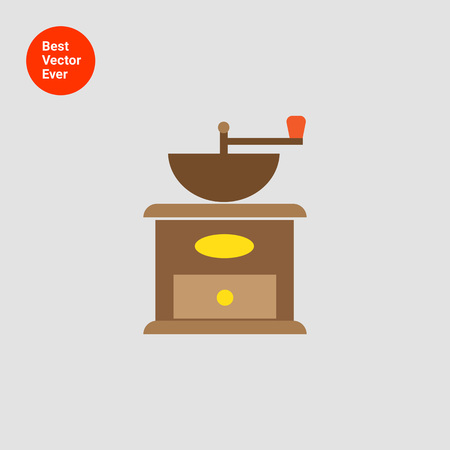 coffee mill: Coffee mill icon