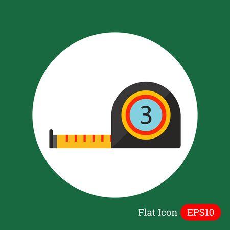metric: Tape measure icon
