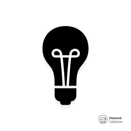 watt: Lightbulb icon