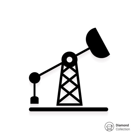 rig: Oil rig icon