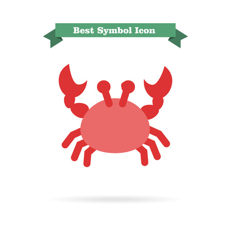 expensive food: Crab icon