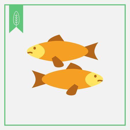 roasting: Fish icon