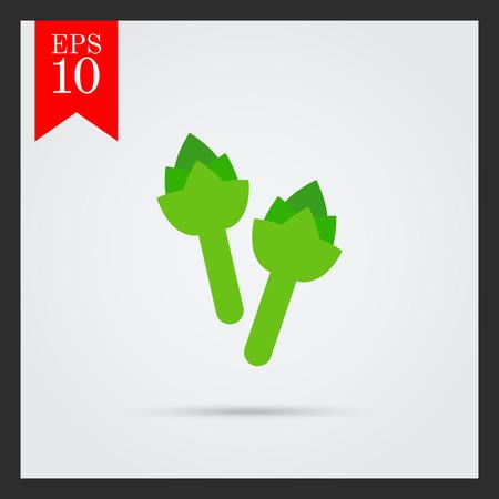 artichoke: Artichoke icon