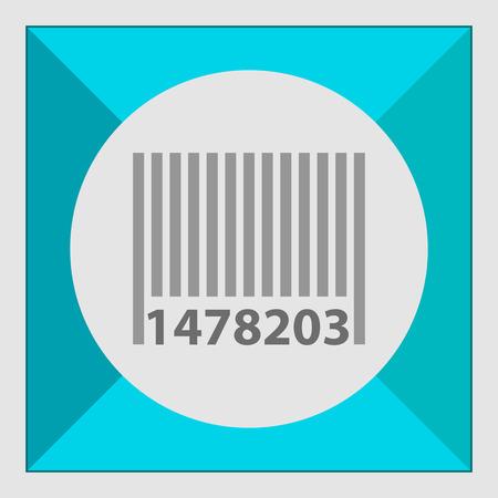 code bar: Bar code icon