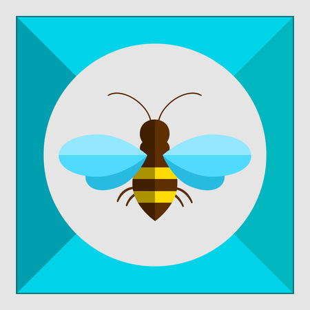 apiculture: Bee icon