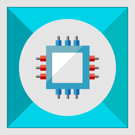 microchip: Microchip icon