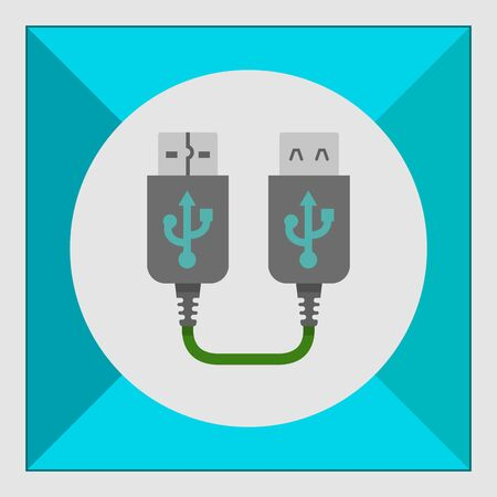 interconnect: Icon of USB extender