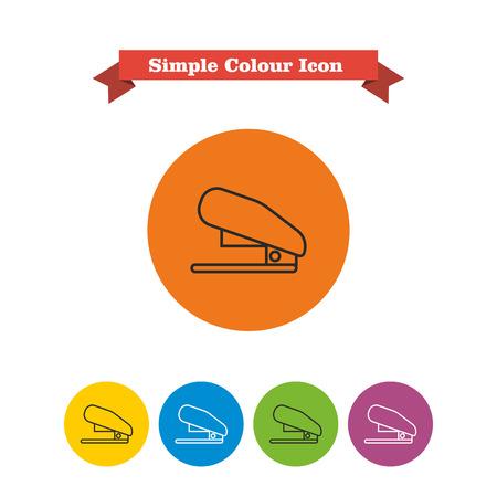 stapling: Stapler icon