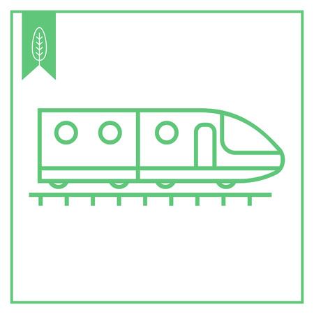 subway: Subway train icon