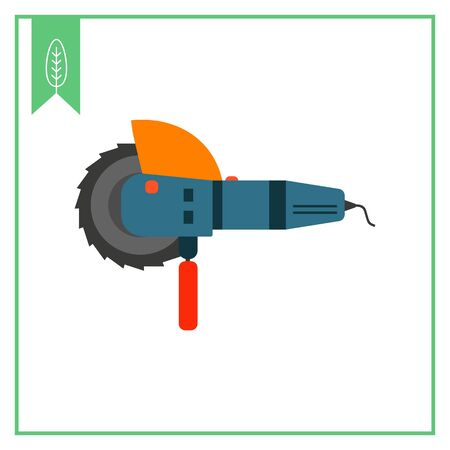 angle grinder: Angle grinder icon