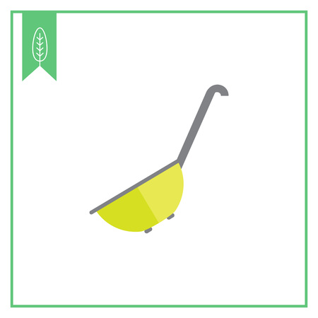 rinsing: Colander icon
