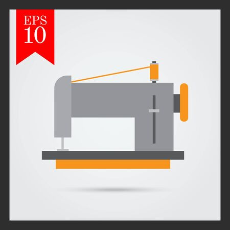 stitching machine: Sewing machine icon