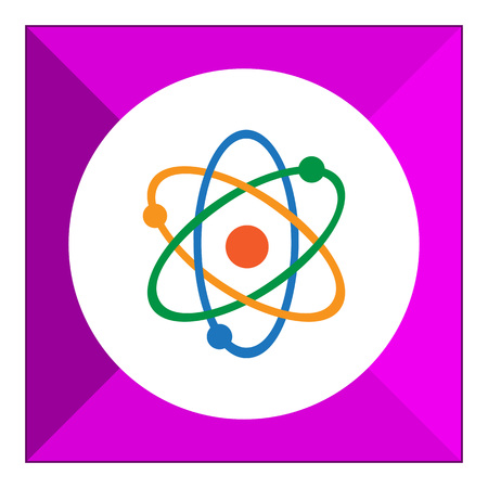 neutron: Atom model icon