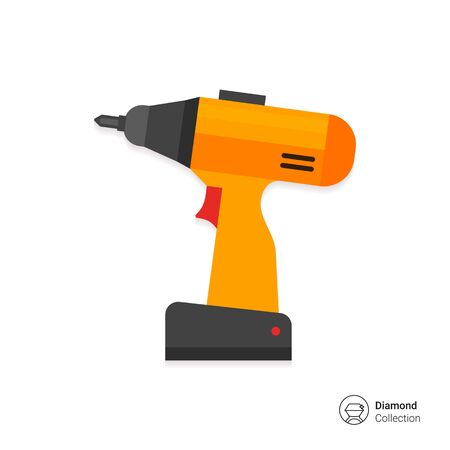 electrical equipment: Electric screwdriver icon