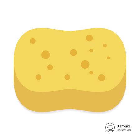 mucama: Icono Esponja